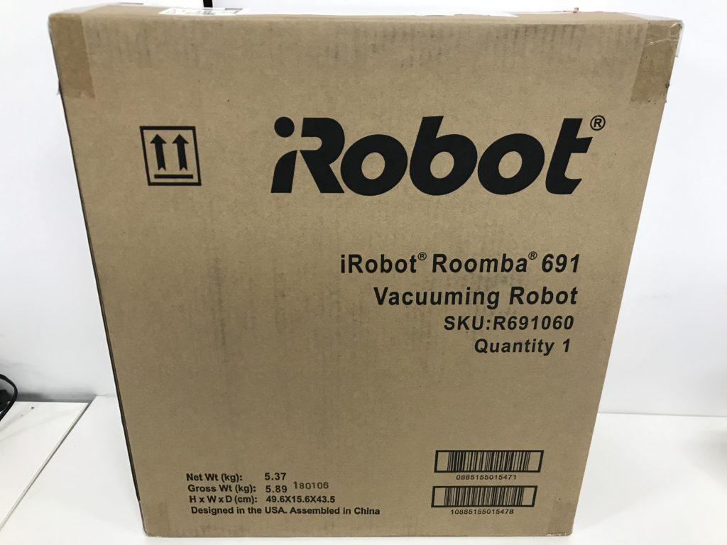 iRobot ルンバ691買取ました