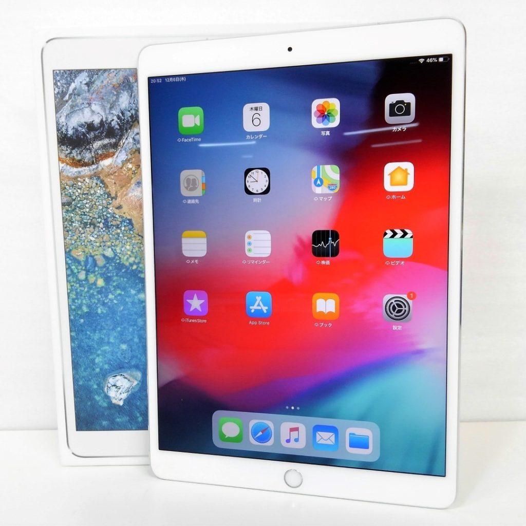 Apple iPad Pro 10.5インチ 買取りました!まだまだ人気のこのサイズ