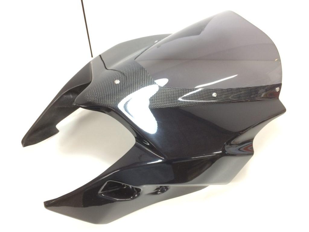 マジカルレーシング スクリーン スズキ GSR400 カウル バイク用品 買取ました!