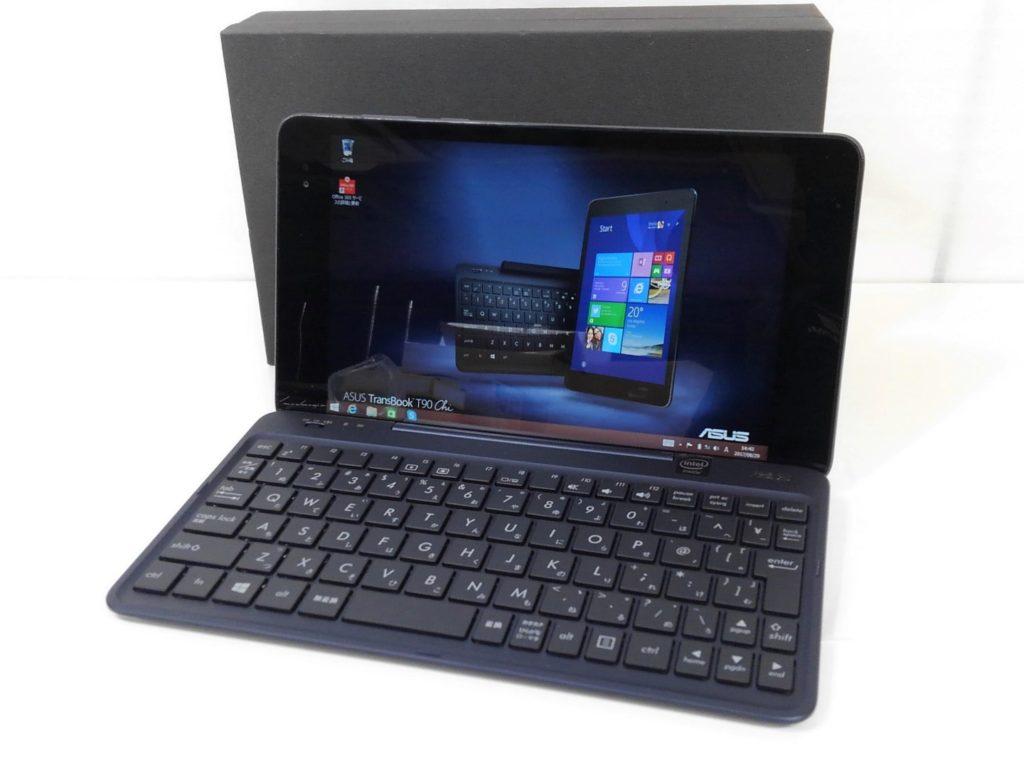 windowsタブレット ASUS TransBook T90CHI ノートブック 買取させて頂きました!