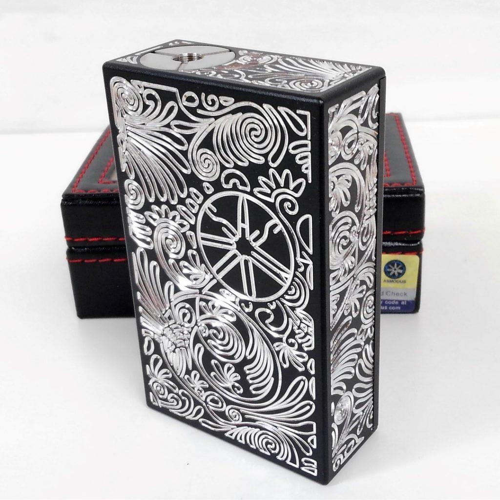 VAPE  アスモダス プラーク 150W BOX MOD買取しました!