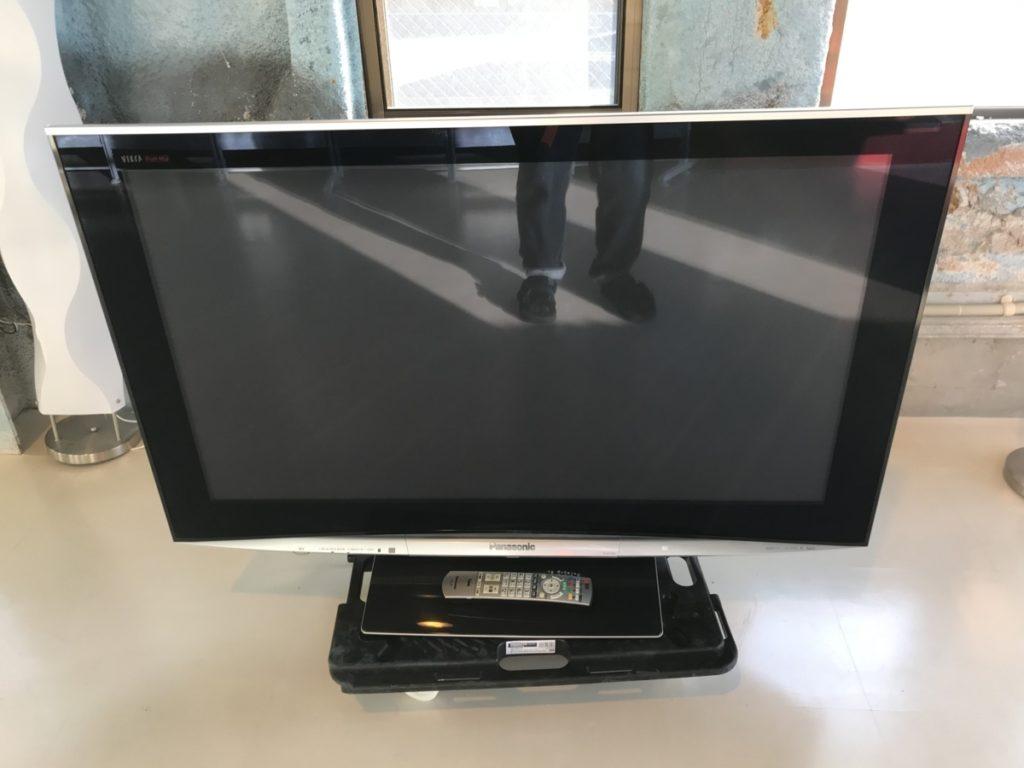 パナソニック 42V型 液晶 テレビ VIERA TH-42PZ800 フルハイビジョン 2008年モデル買い取りしました!