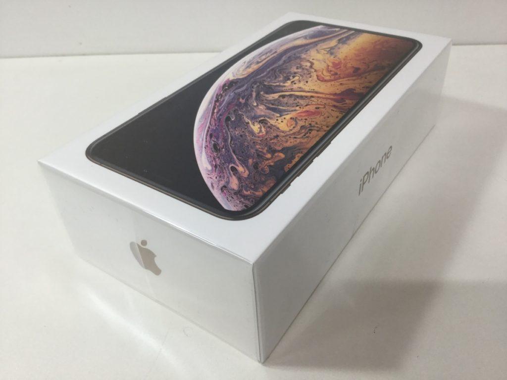 iPhoneXS Max 256GB ゴールド MT6W2J/A SoftBank買い取りしました!