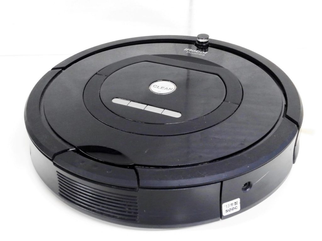 ジャンク!iRobot Roomba ロボット掃除機 ルンバ 770買い取りました!