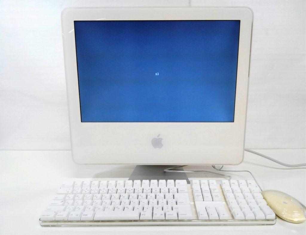 Apple iMac G5 17インチ A1058 OSなし買取しました!