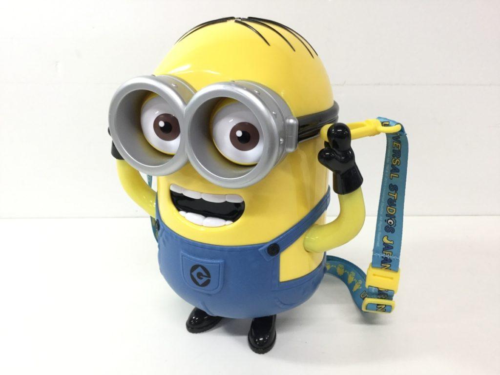 ミニオン ポップコーンバケツ ケース ユニバーサルスタジオ USJ買い取りました!