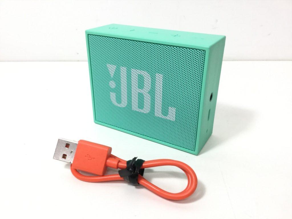 JBL GO Bluetoothスピーカー ポータブル/ワイヤレス対応 小型スピーカー買い取りました!
