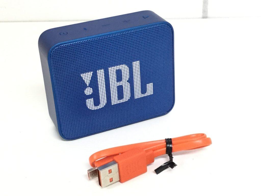 JBL GO2 Bluetoothスピーカー ブルー 買い取りました!