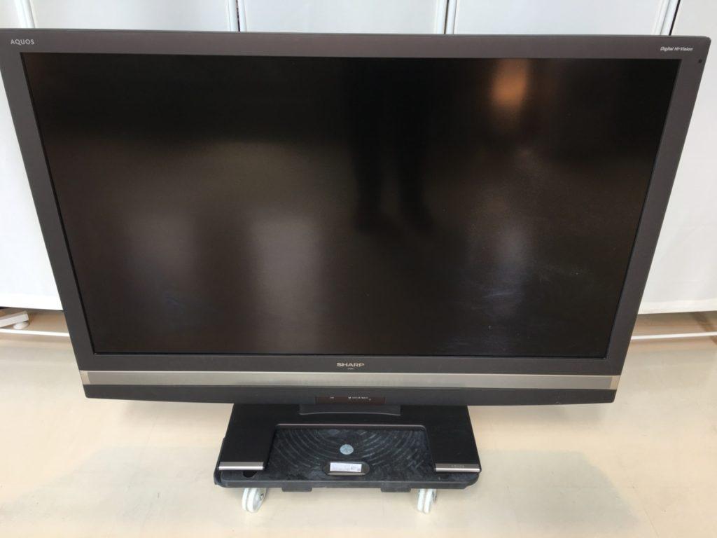 SHARP LC-52RX5 液晶テレビ 52V型 地上/BS/110度CSデジタルフルハイビジョン買い取りしました!