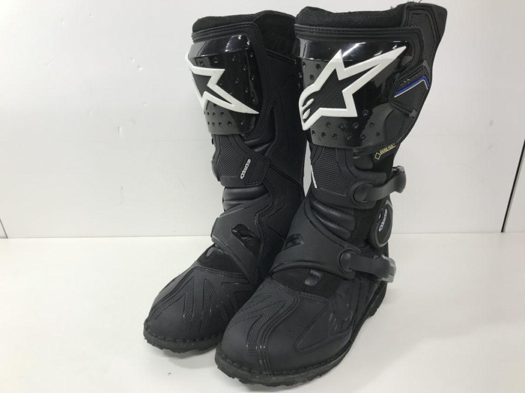 Alpinestars TOUCAN GORE-TEX ライダーブーツ買い取りしました!