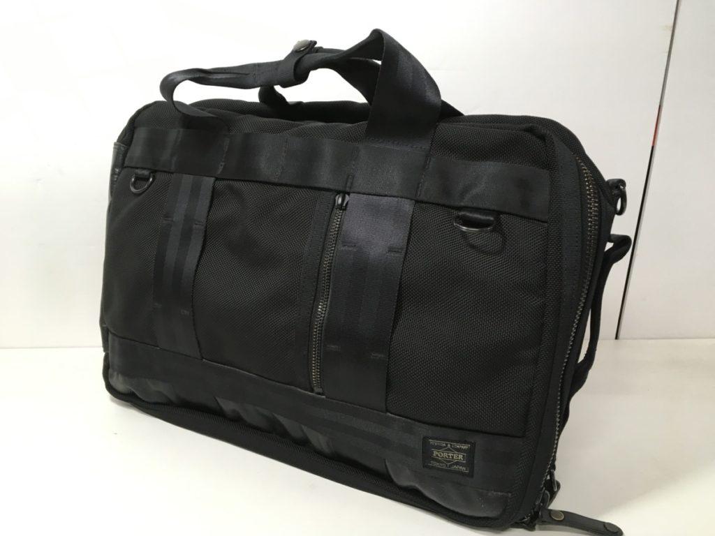 PORTER HEAT ポーター ヒート 3WAY ブリーフケース ビジネスバッグ買い取りました!