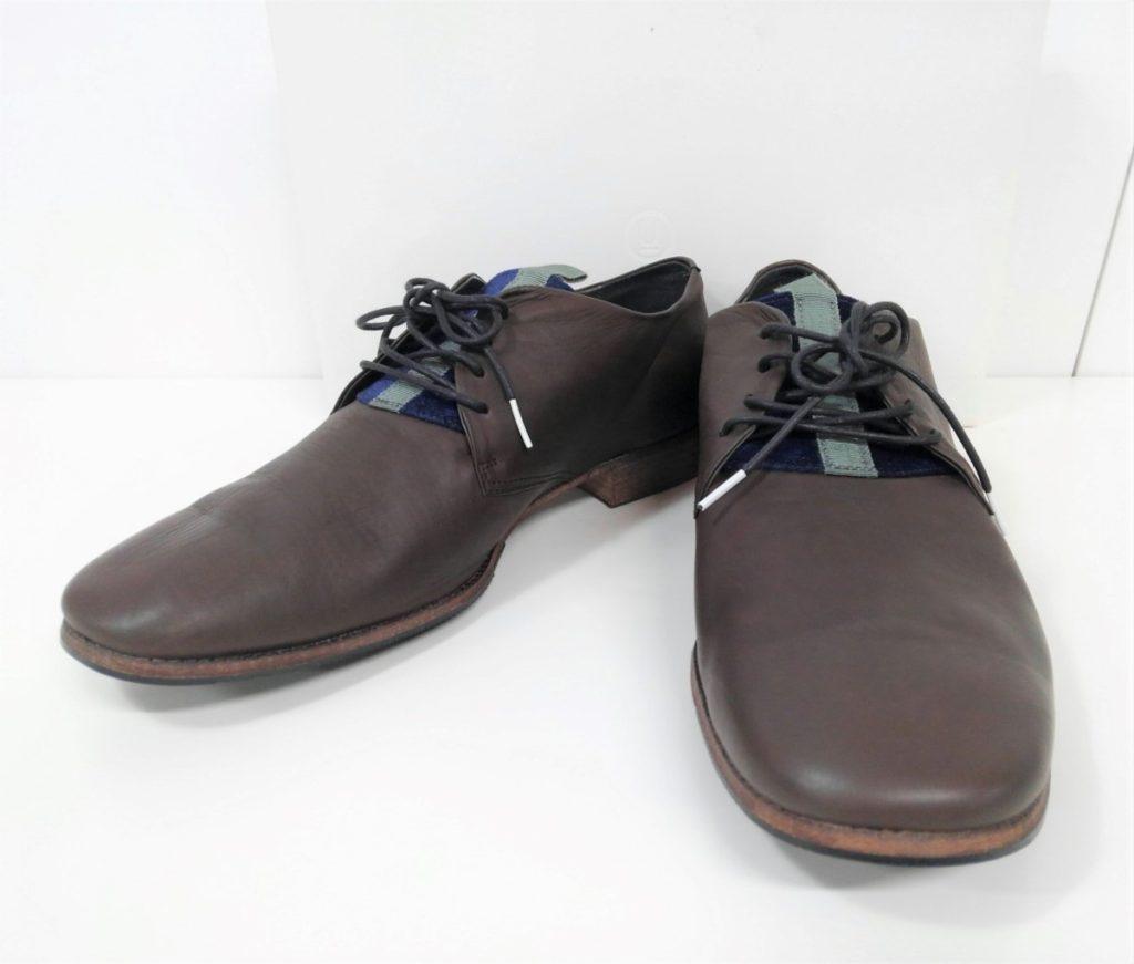 UNDERCOVERISM アンダーカバーイズム 革靴 Lサイズ ドレスシューズ 買い取りました!
