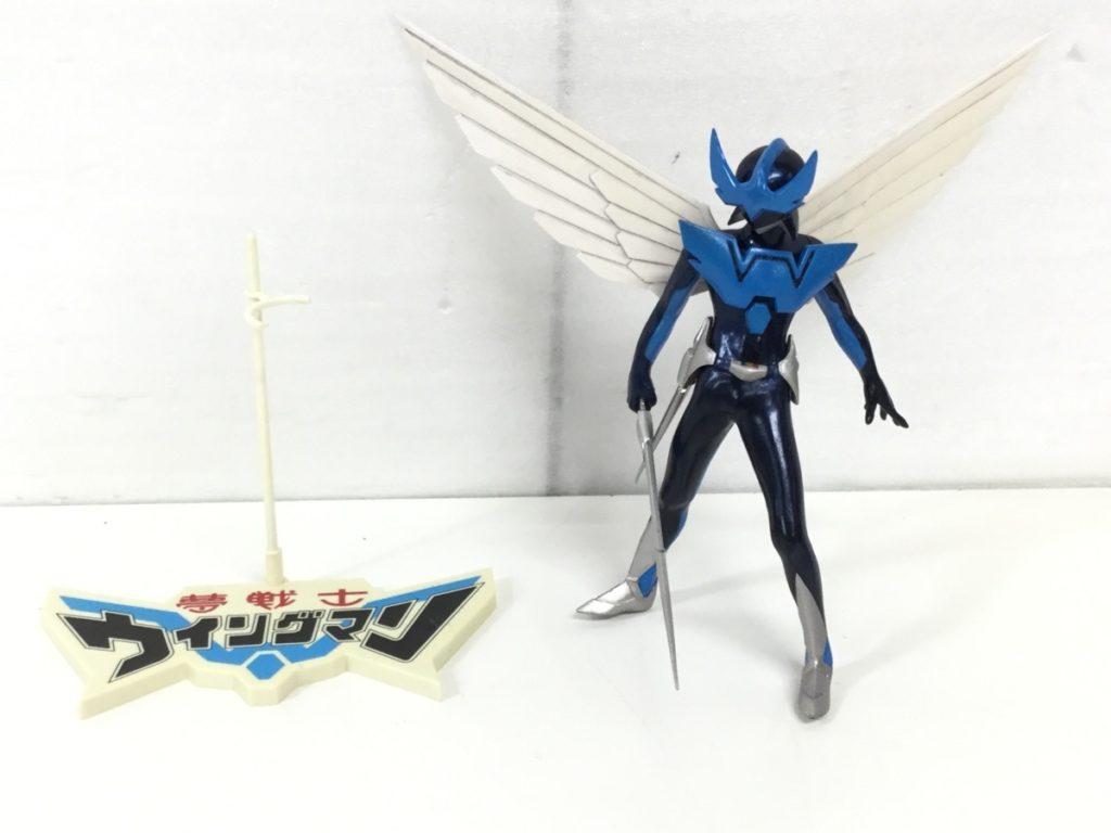 夢戦士ウイングマン フィギュア ウイングマン ブルー買い取りました!