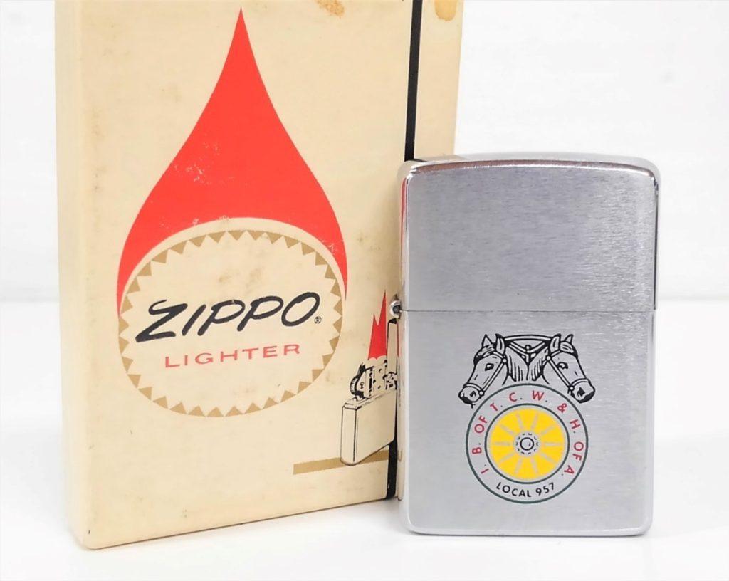 68年製 Zippo 箱付き 買い取りました!