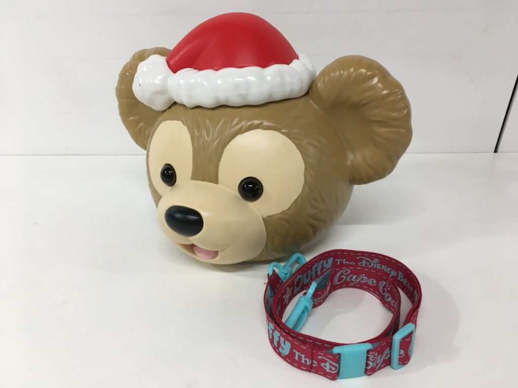 ダッフィー シェリーメイ クリスマスグッズ ポップコーンバケット買取しました!