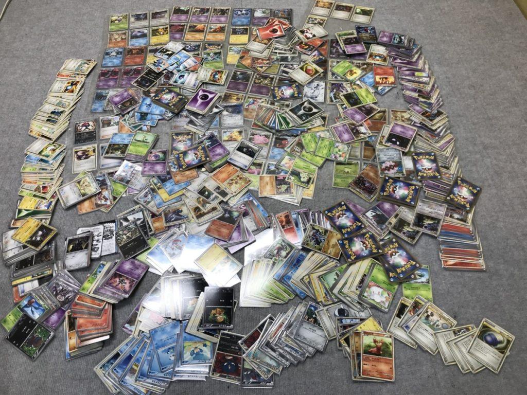 ポケモンカード 色々大量に買取しました!