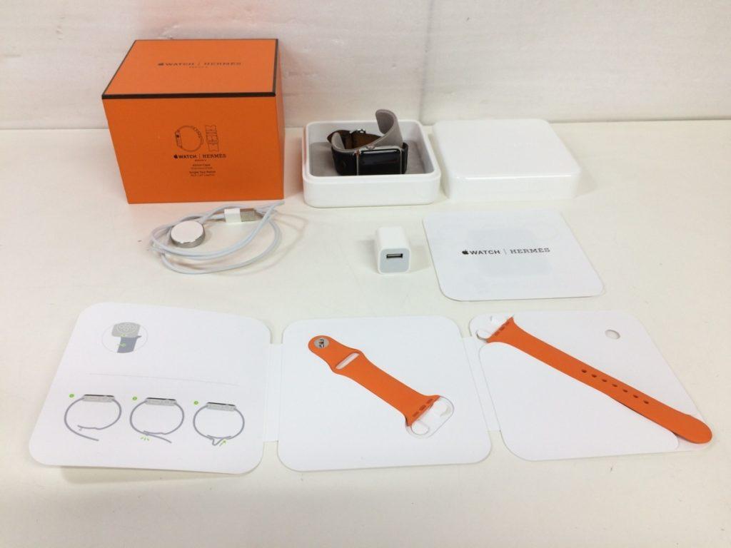 Apple Watch Series3 Hermes 42mm買い取りました!