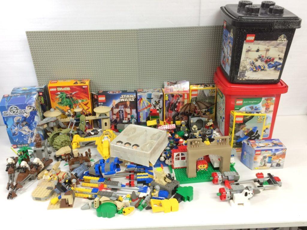 レゴ まとめて大量セット LEGO STAR WARS買取しました!