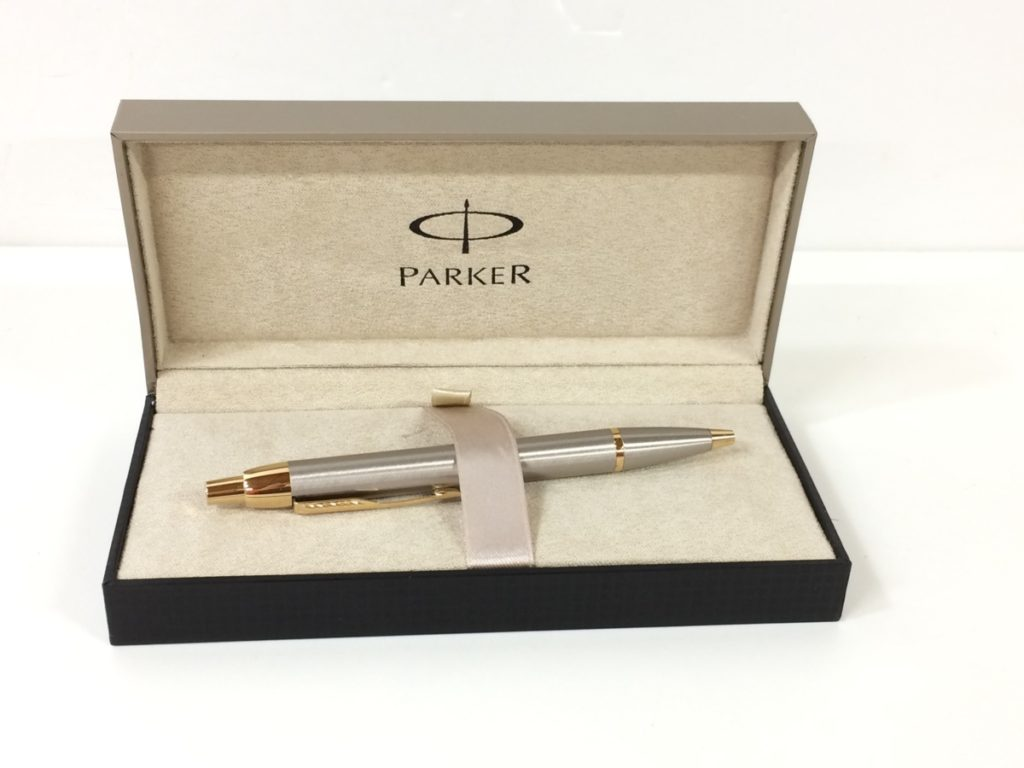 PARKER パーカー ボールペン買い取りました!