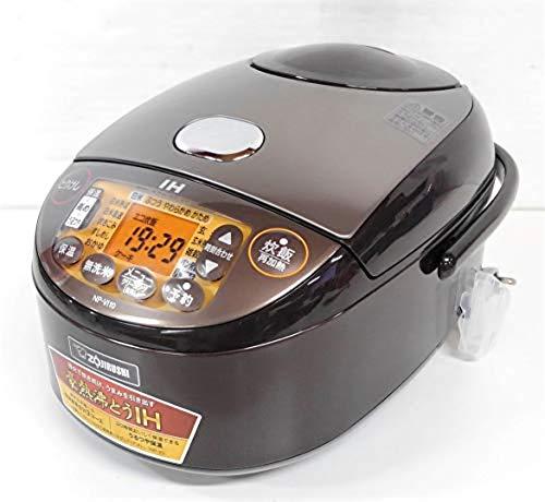 象印 IH炊飯器 極め炊き 5.5合 NP-VI10-TA買い取りました!