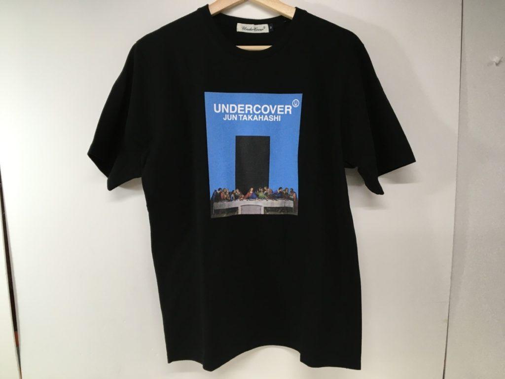 UNDER COVER 2018AW UCV3802 プリントTシャツ ブラック サイズ3買い取りました!