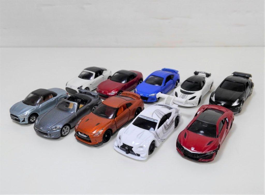 TOMICA トミカ ソアラ GTR NSX LFA買い取りました!