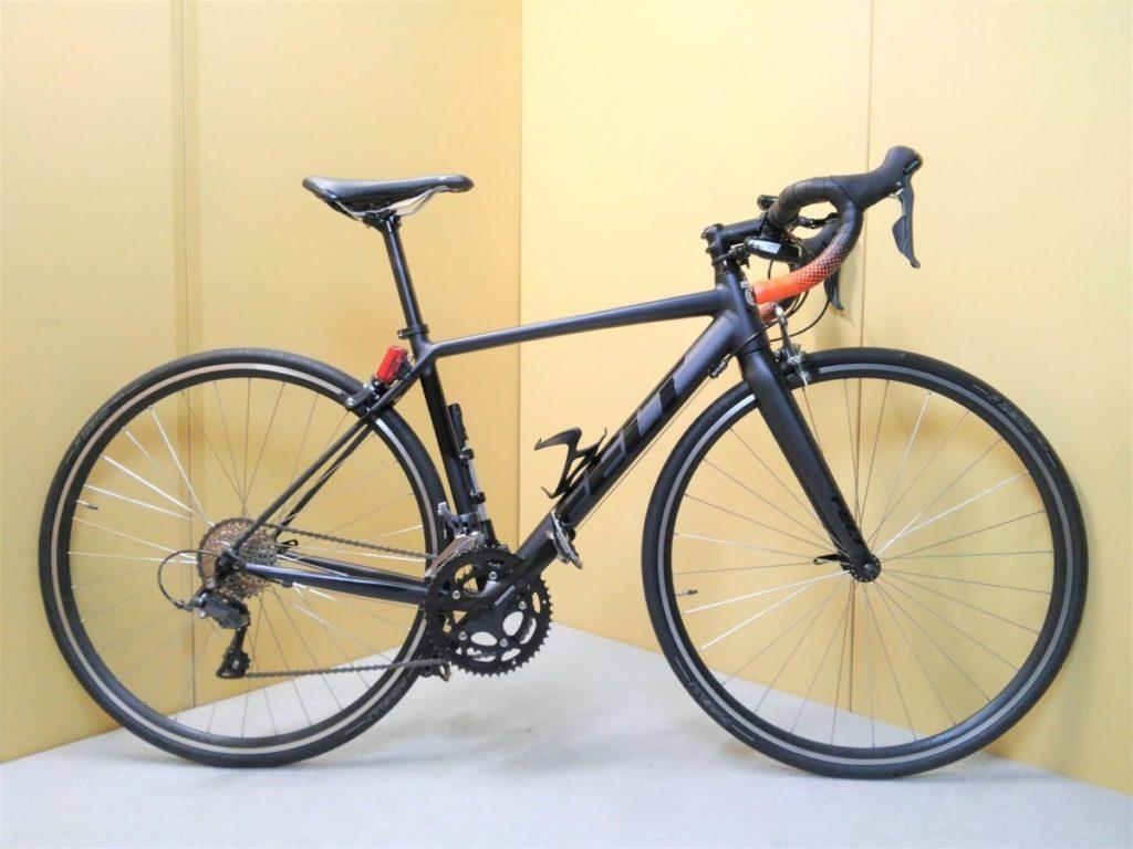 2020年 FELT(フェルト) ロードバイク FR60 マットチャコール 510mm 買い取りました!