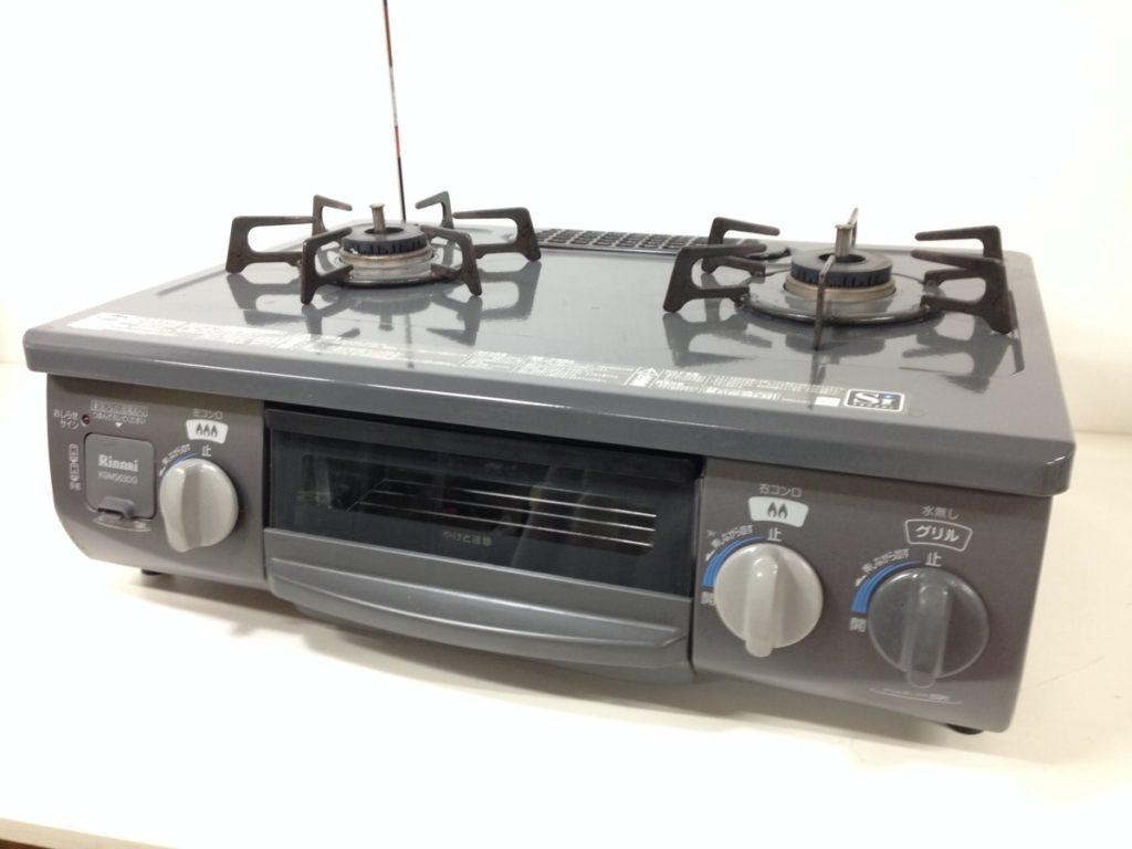 Rinnai リンナイ ガスコンロ 都市ガス KGM563DGL買い取りました!
