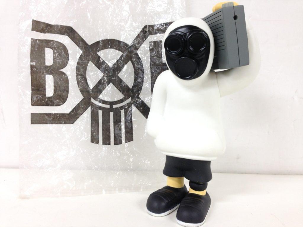 バウンティーハンター CMC ガスマスク 2000 ストリートフィギュア買取りました!